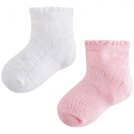 Mayoral 28-10398-063 Σετ 2 ζευγάρια κάλτσες