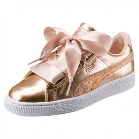 Puma 365994-02 Basket Heart Lunar Lux PS