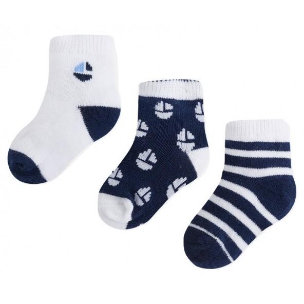Mayoral 28-09723-060 Σετ 3 ζευγάρια κάλτσες