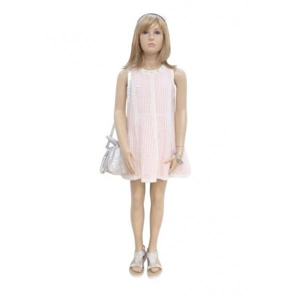 Ebita 186006 Φόρεμα αμάνικο