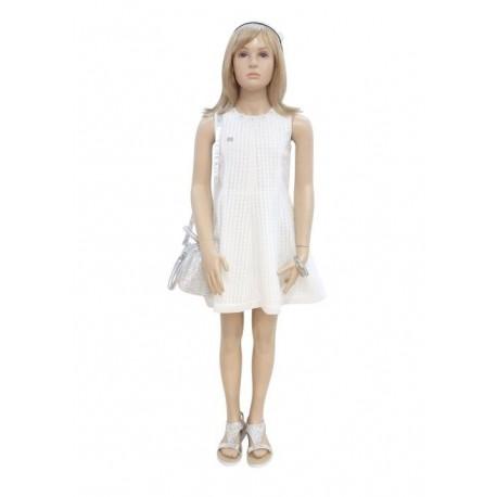 Ebita 186008 Φόρεμα αμάνικο