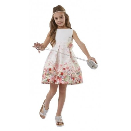 Ebita 186003 Φόρεμα αμάνικο
