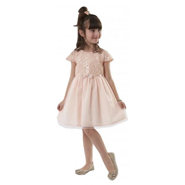 Ebita 186239 Φόρεμα κοντομάνικο