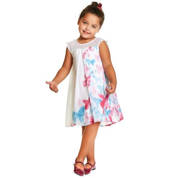 Φόρεμα παιδικό Losan 816-7792AD