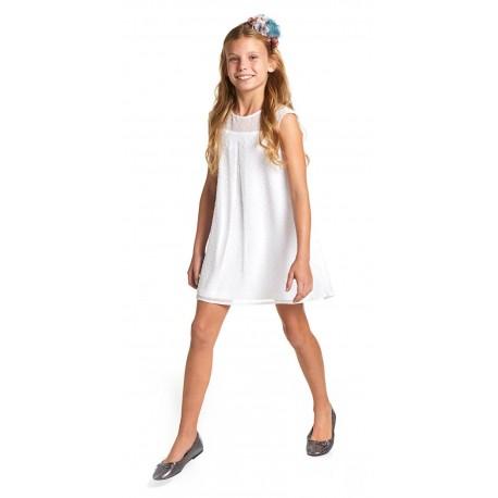 Losan 814-7790AB Φόρεμα αμάνικο παιδικό