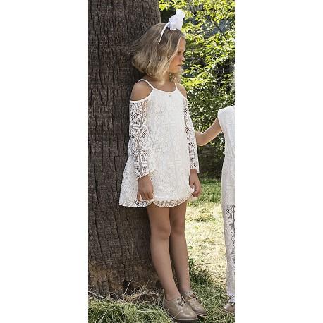 M&B 8913 Φόρεμα δαντέλα
