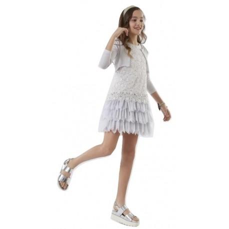 Ebita 186013 Φόρεμα αμάνικο