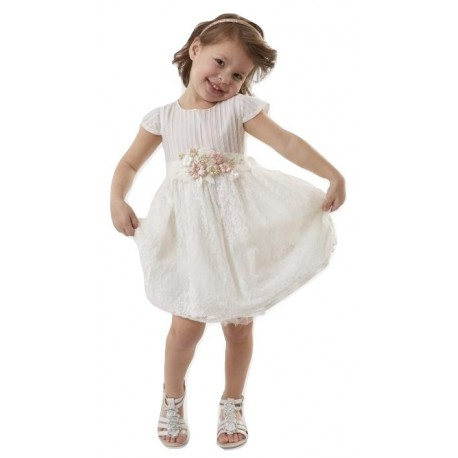 Ebita 186225 Φόρεμα κοντομάνικο