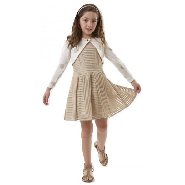 Ebita 186015 Φόρεμα με μπολερό
