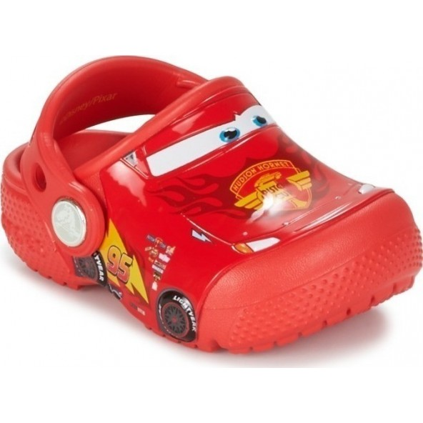 Crocs FunLab Light Cars 3 Movie Clog 204116-8C1 Παιδικά Σανδάλια