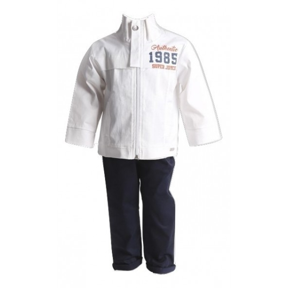 Joyce 7181 Σετ σακάκι-μπλούζα-παντελόνι