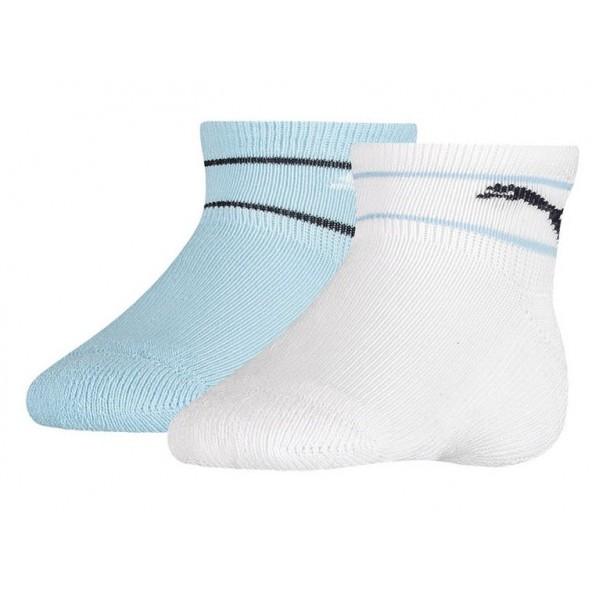 Puma 205204001 Σετ 2 ζευγάρια κάλτσες