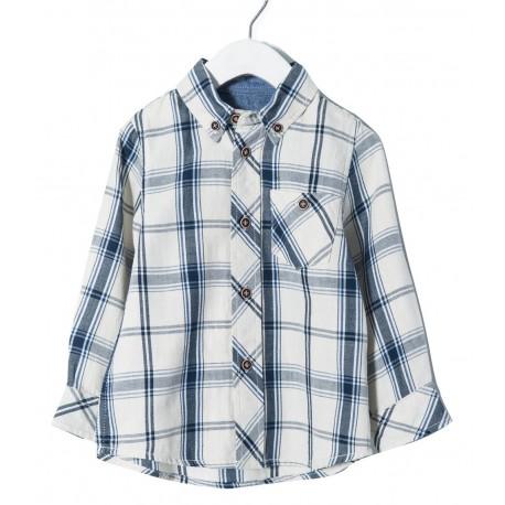 Zippy ZTB144104 Βρεφικό πουκάμισο