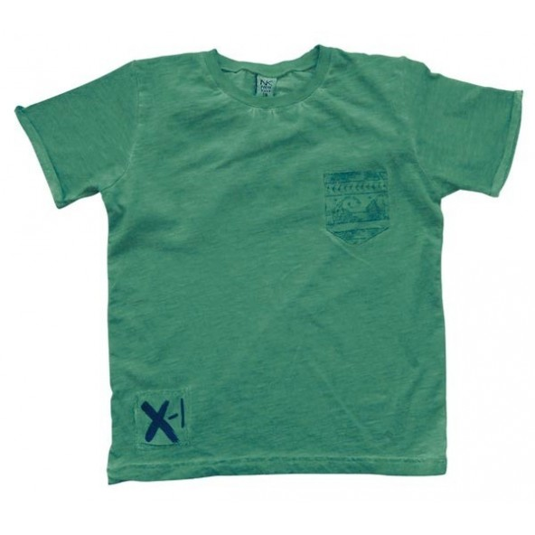 New Kind 9672S18 Μπλούζα Κοντομάνικη