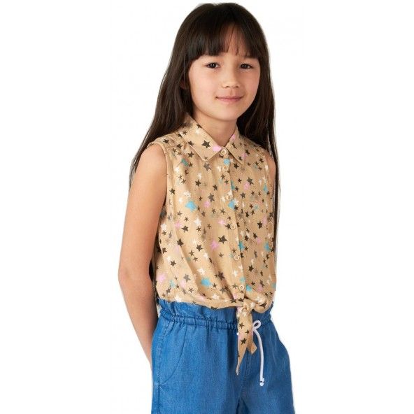 FUNKY BUDDHA FBG405-05118 Πουκάμισο κορίτσι