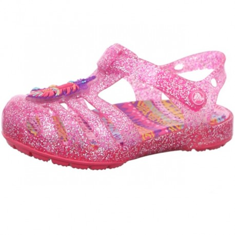 Crocs Isabella Novelty Sandals 205038-6JU Παιδικά Πέδιλα