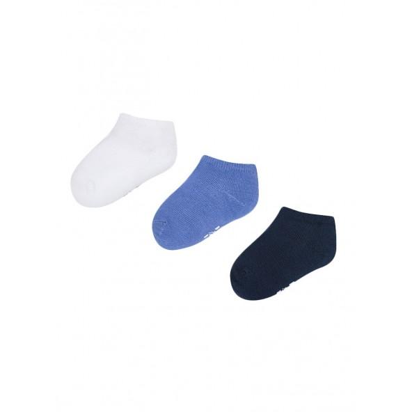 Mayoral 28-10331-067 Σετ 3 ζευγάρια κάλτσες 10331
