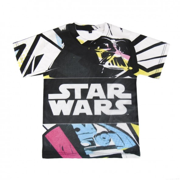 STAR WARS κοντομάνικο μπλουζάκι Loly 2200001984
