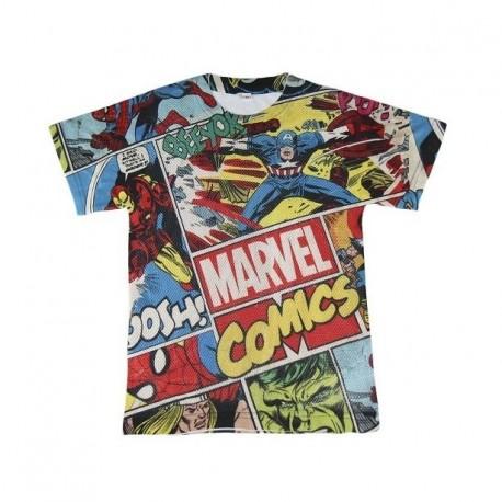 Marvel Loly 2200001985 Μπλούζα κοτνομάνικη