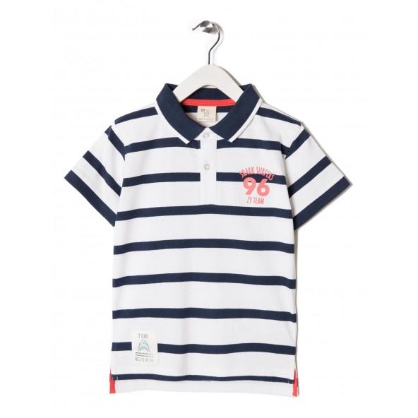 Zippy ZB044304 Μπλούζα πόλο αγόρι