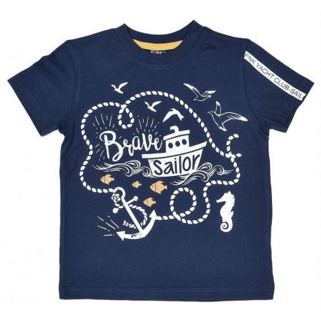 Funky 118-305126-2 Μπλούζα κοντομάνικη
