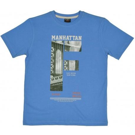 Funky 118-105102-5 Μπλούζα κοντομάνικη