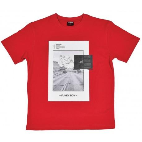 Funky 118-105131-5 Μπλούζα κοντομάνικη
