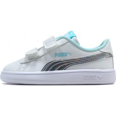 Puma Smash V2 Mermaid 365209-02 Sneakers