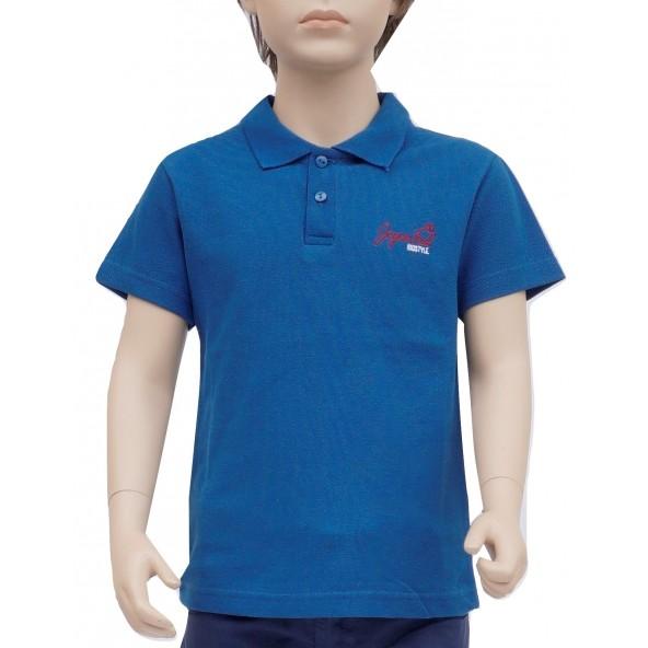 Joyce 8102 Μπλουζάκι polo κοντομάνικο