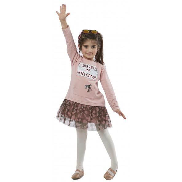 Ebita 187297 Φόρεμα μακρυμάνικο