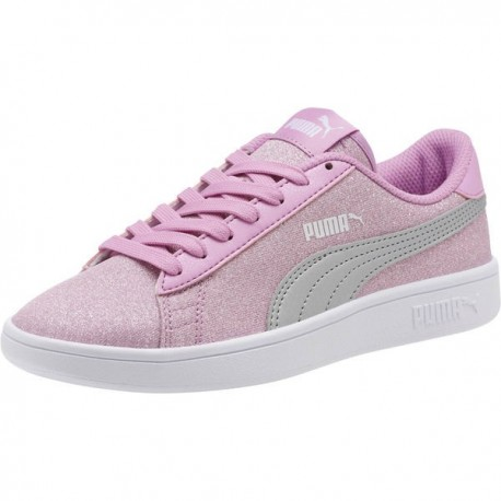 Puma Smash v2 Glitz Glam JR 367377 02 Αθλητικά Νο 36-39