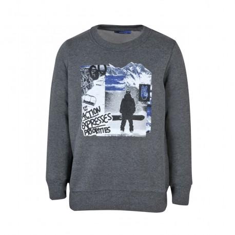 Bodytalk 1182-757226 Μπλούζα φούτερ