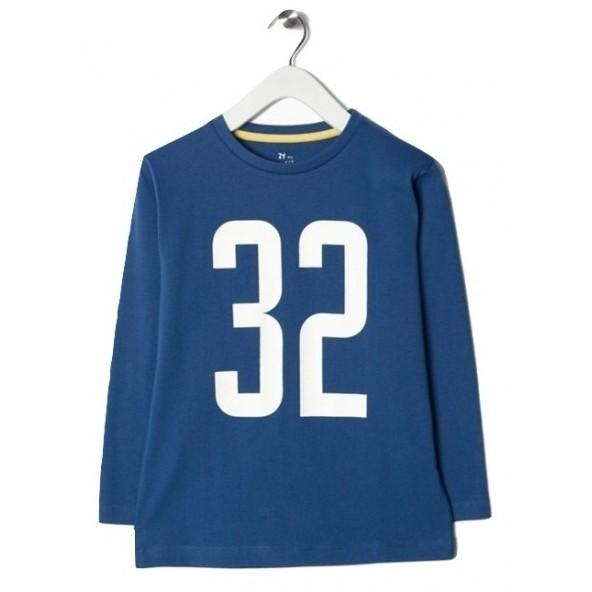 Zippy ZB054317 Μπλούζα αγόρι μπλε ρουά