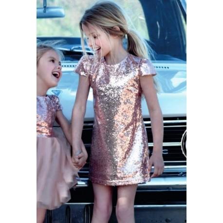M&B 9116 Φόρεμα μπεμπέ