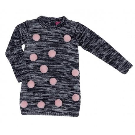 Funky 219-710103-1 Φόρεμα πλεκτό