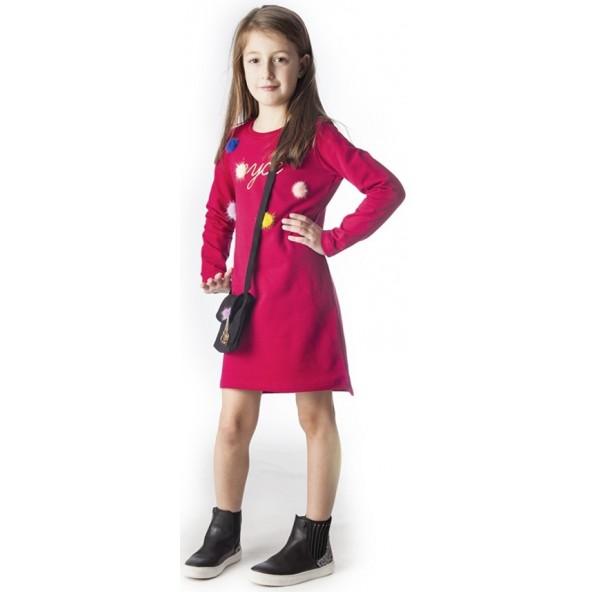 Joyce 88803 Φόρεμα Κόκκινο