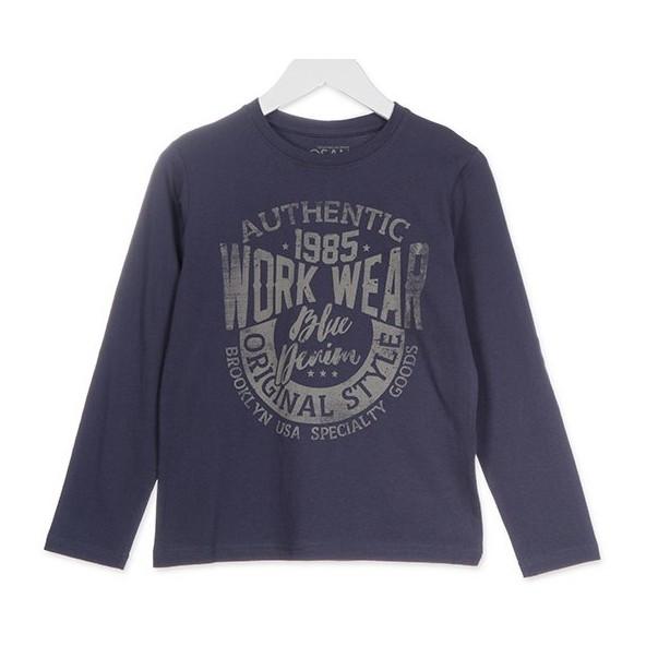 Losan 823-1201AA Μπλούζα Μπλε