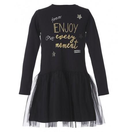 Energiers 16-118203-7 Φόρεμα μάυρο