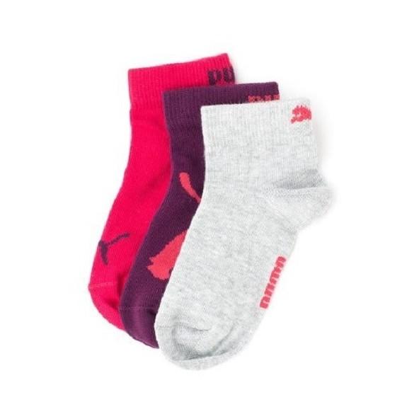 Puma 204205001 276 Σετ 3 ζεύγη κάλτσες