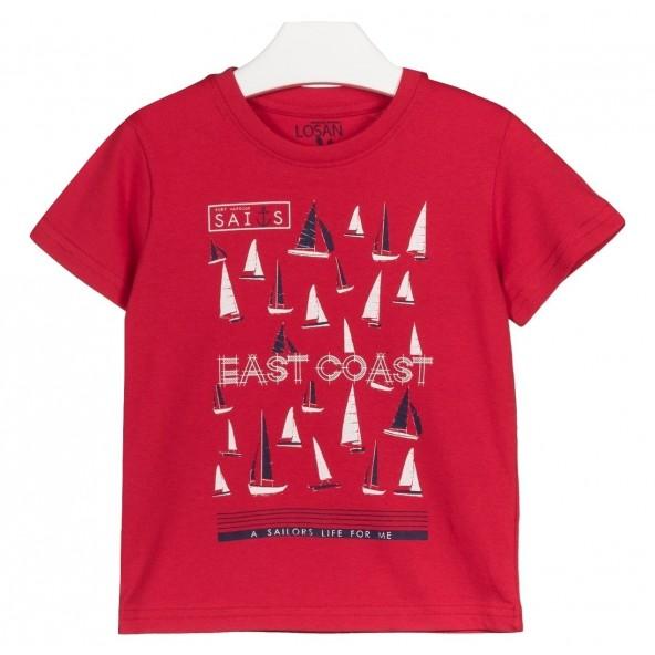 Losan 915-1201AA 051 Μπλουζάκι