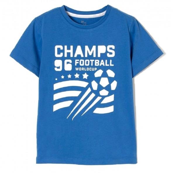 Zippy ZB0304-455-8 Μπλουζάκι αγόρι μπλε