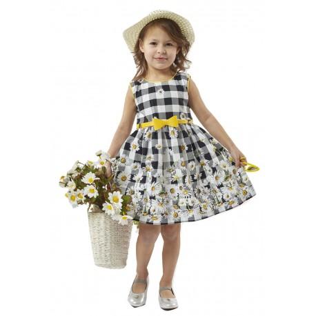 Ebita 198250 Φόρεμα με καπέλο