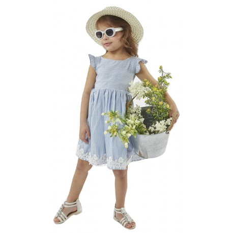 Ebita 198248 Φόρεμα με καπέλο