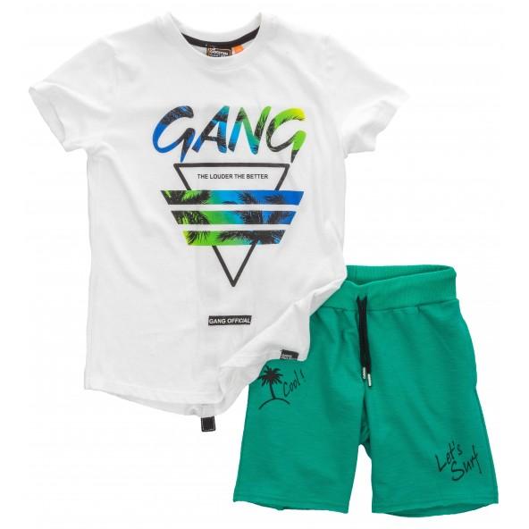 Gang 119409-Β Σετ Σορτς