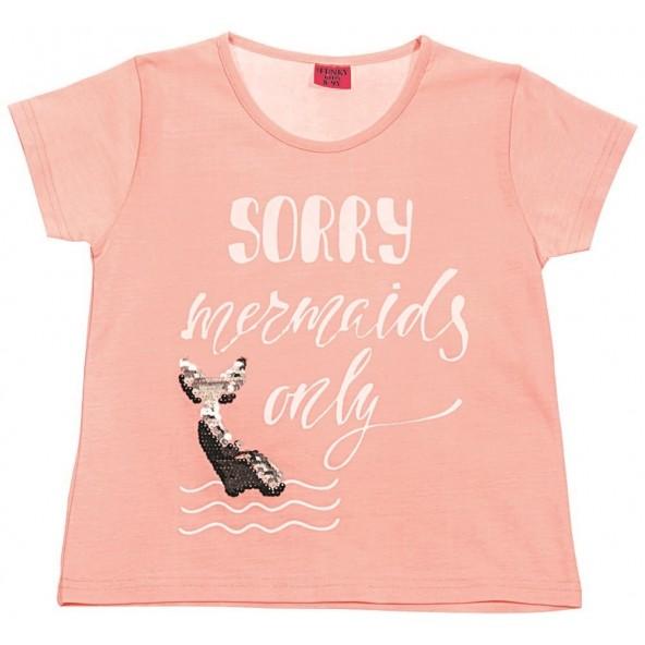 Funky 119-505101 T-Shirt Κορίτσι