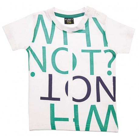 91068bf242 Funky 119-805110-2 T-Shirt Αγόρι