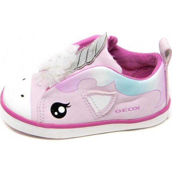 Geox B92D5I 00010 C8004 Pοζ Sneaker
