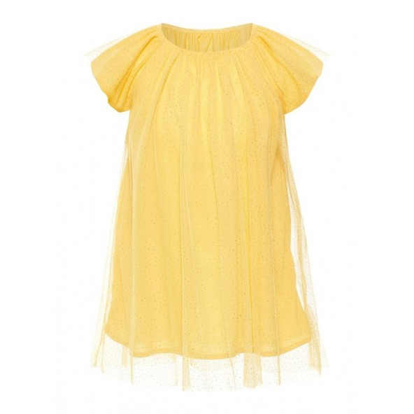 Name it 13166140 Φόρεμα Κίτρινο