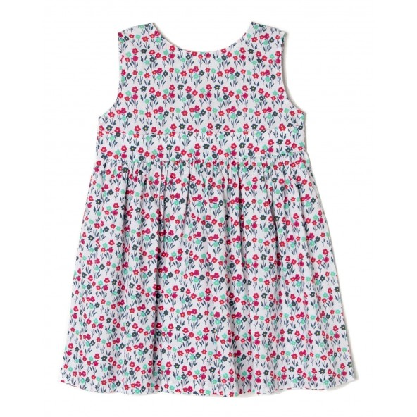Zippy ZTG0502-455-32 Φόρεμα βρεφικό floral