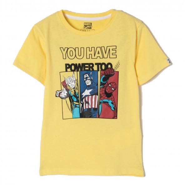 Zippy ZB03L11-455-4 Μπλουζάκι με ήρωες της Marvel